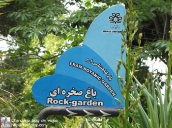 El Rock garden