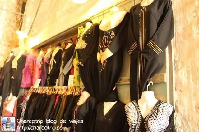 ropa-mujer-souq-waqif-doha