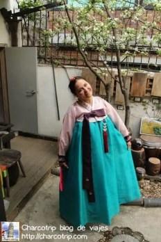 Saludos desde Bukchon village