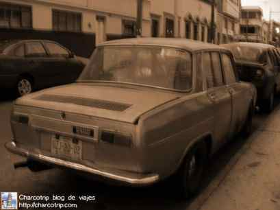 Renault antiguo