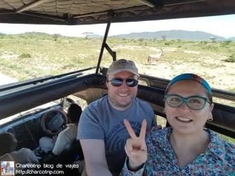 Selfie Oryx