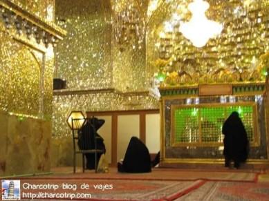 shiraz Imamzadeh fieles