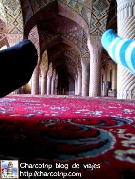 Nuestros pies en la alfombra