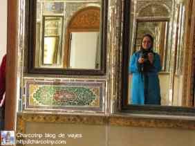 shiraz naranjestan espejos