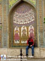 shiraz naranjestan mosaicos