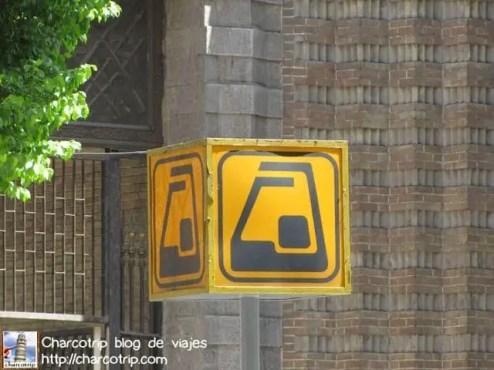 Símbolo del metro