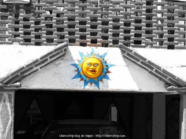 Un sol medio raro
