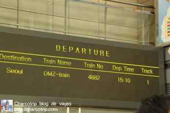 El único tren que opera