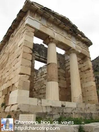 Tesoro de los Atenienses