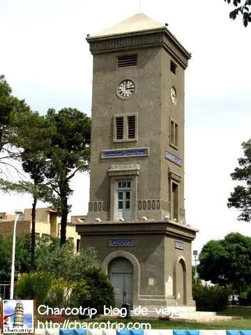 La torre de reloj