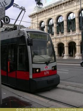 un tram Austriaco