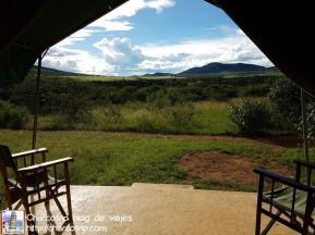 Fisi camp en Masai Mara