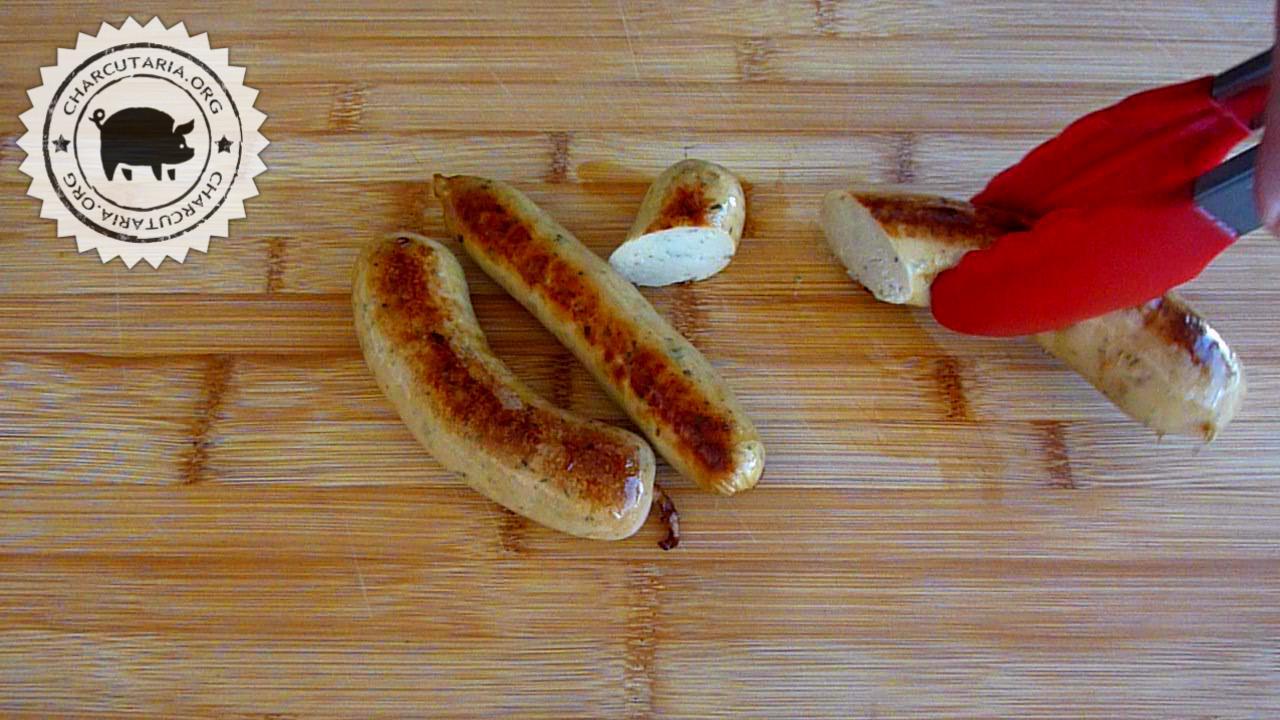 salsicha de peixe fish sausage