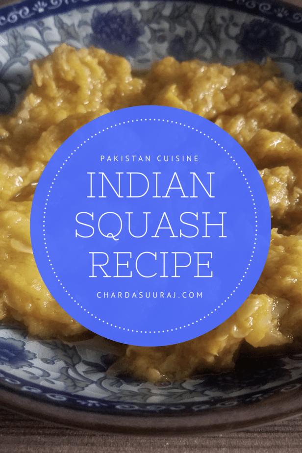 Indian Squash