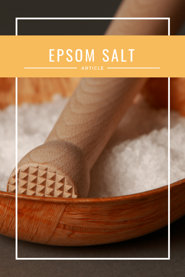 Best Sites on Epsom Salt