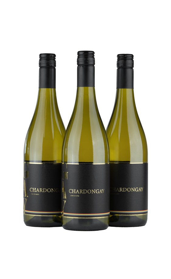 Chardongay 3 flessen