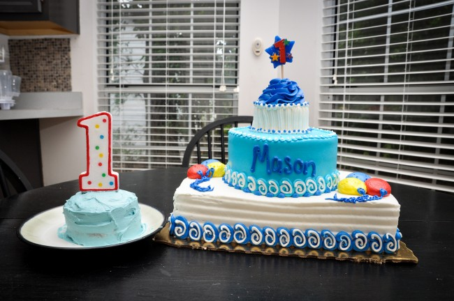 View More: http://thesnappydiva.pass.us/masons1stbday