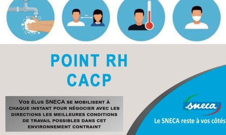 Point RH CACP 31 mars 2020
