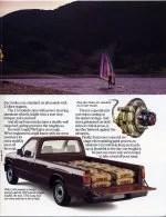 1988 Isuzu Pickup Brochure