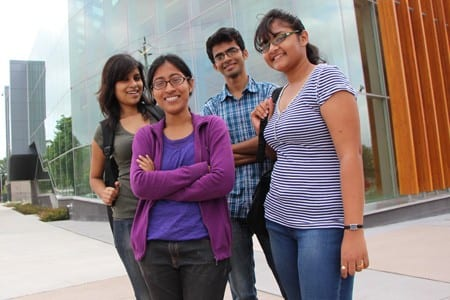 Indian students wowed by engineering facilities