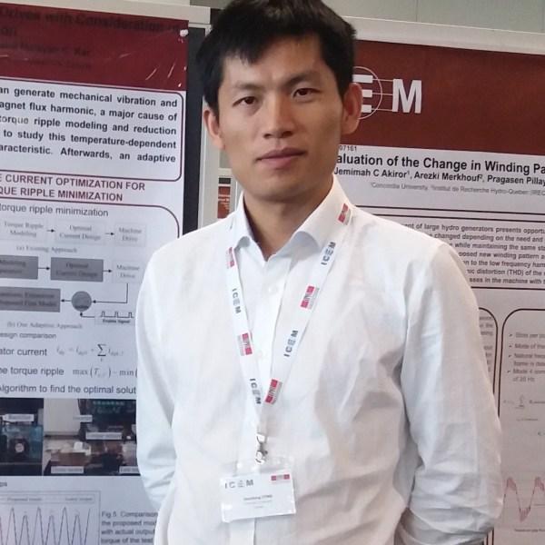 Dr. Guodong Feng