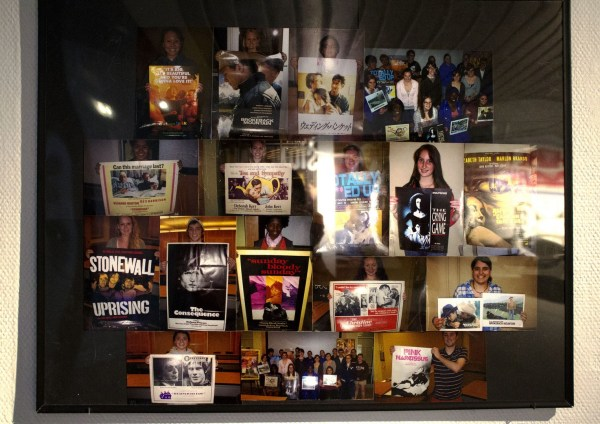 Seton Art Hosts Exhibit History Of Lgbt Movie Posters - Charger Bulletin