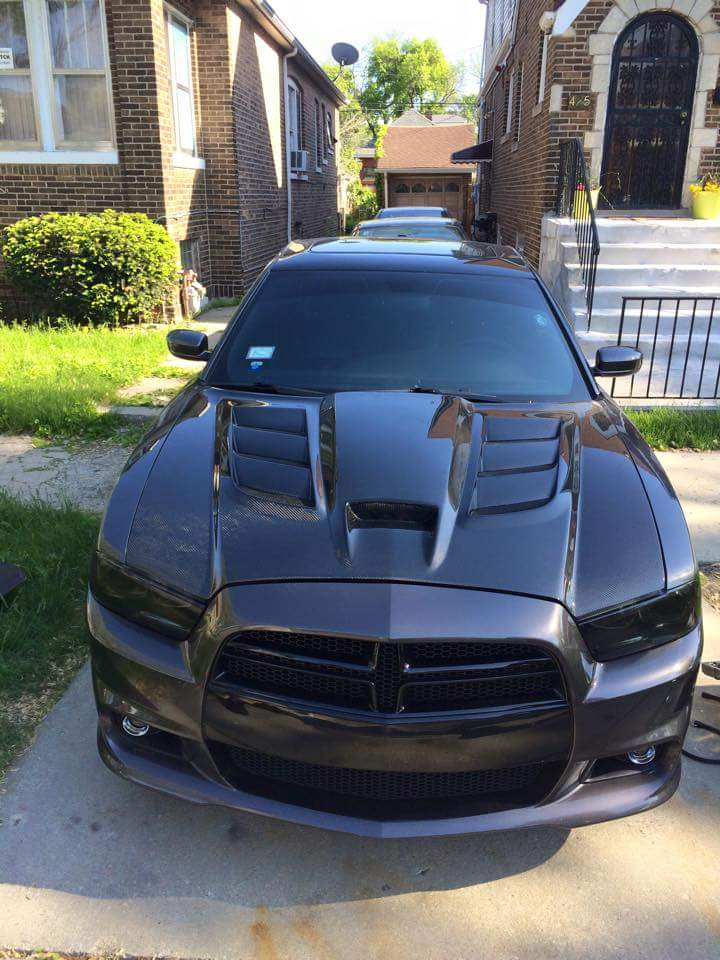 Dodge Charger Sniper Hood : dodge, charger, sniper, Water, Location, Charger, Forums