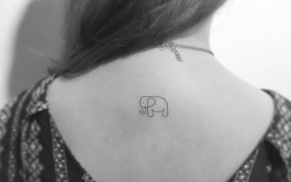 10 Tatuajes Minimalistas Ideales Charhadas