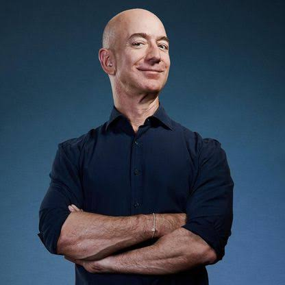 Jeff Bezos Sets New Record As The Richest Man Of All Time