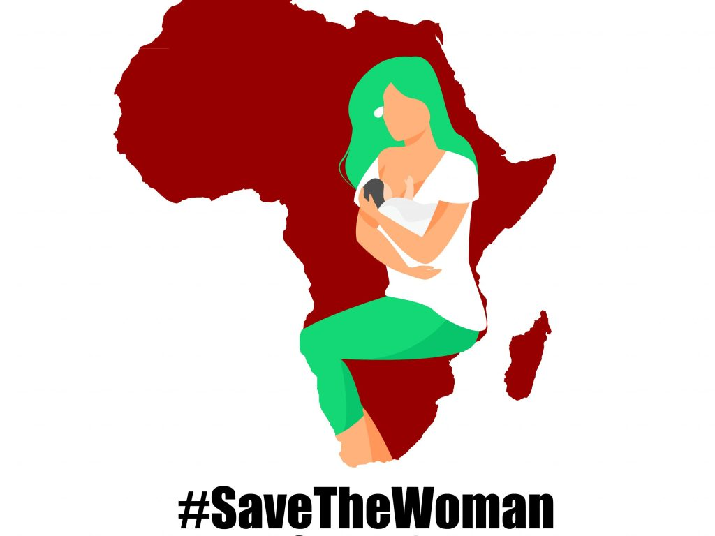 "#Savethewomanchallenge: ""The Future is Africa"". – Here's how you can participate. (#1 Trending on facebook)"