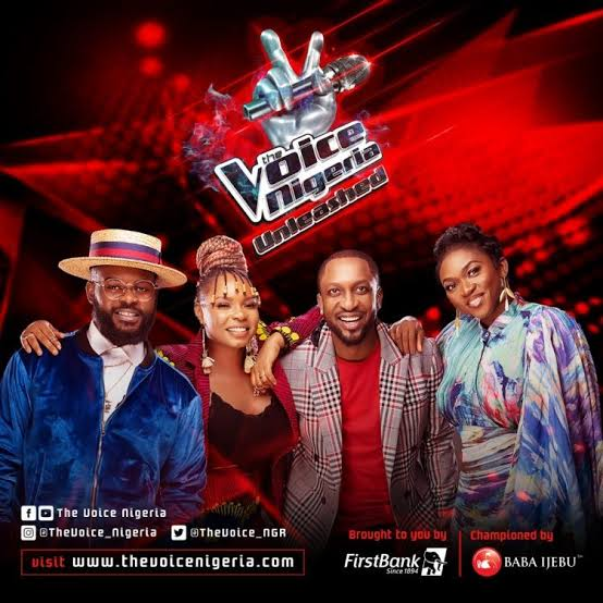 THE VOICE NIGERIA IS BACK: Darey, Falz, Yemi Alade, And Waje Have Been Announced As Coaches For 'The Voice' Season 3