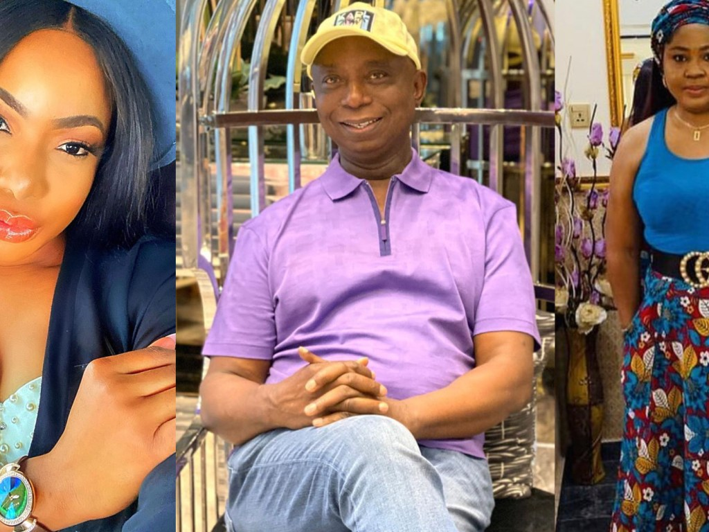 """Ned Nwoko: """"No, I'm not and I'm not about to become anyone's 7th wife"""" – Chika Ike replies fans"""