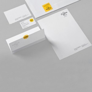compliment slip printing London