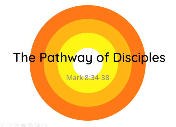 The Pathways of Disciples – Rev. Christina Ng