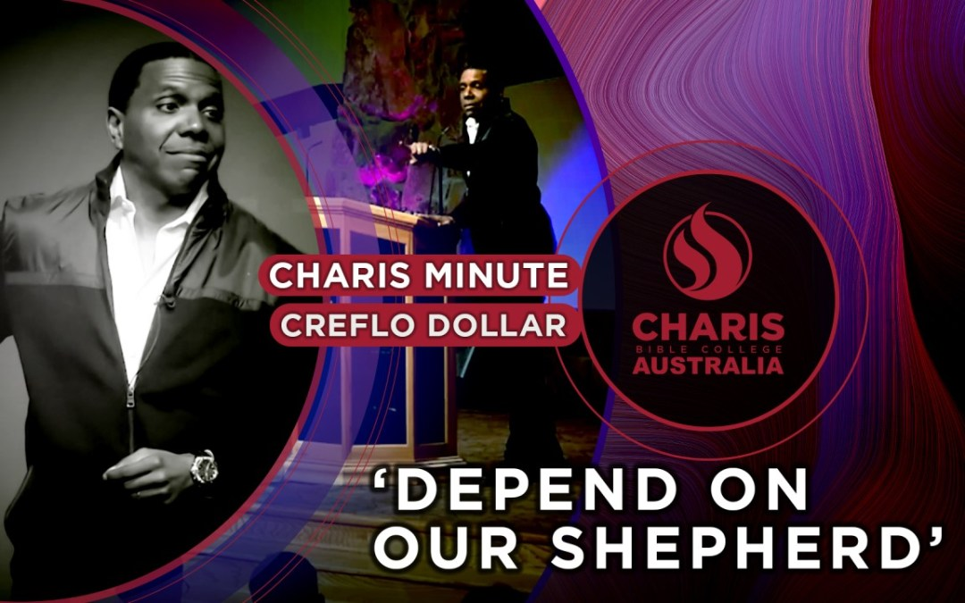 Depend On Our Shepherd