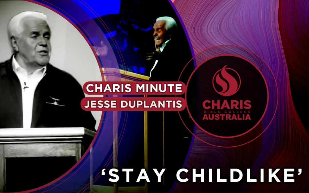 Stay Childlike