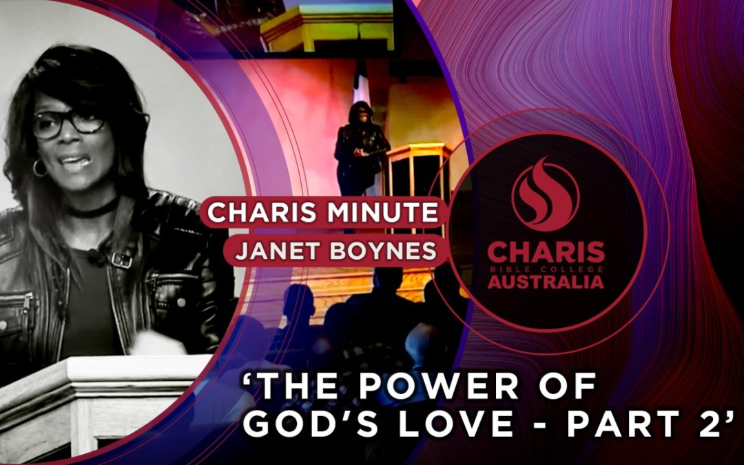 The Power Of God's Love Part 2