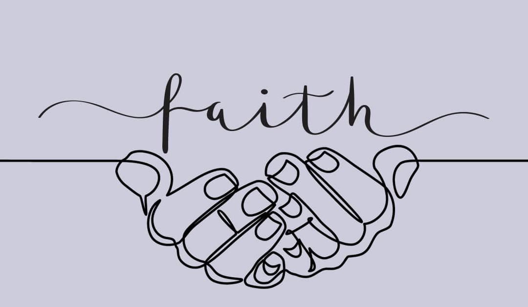 God has faith!