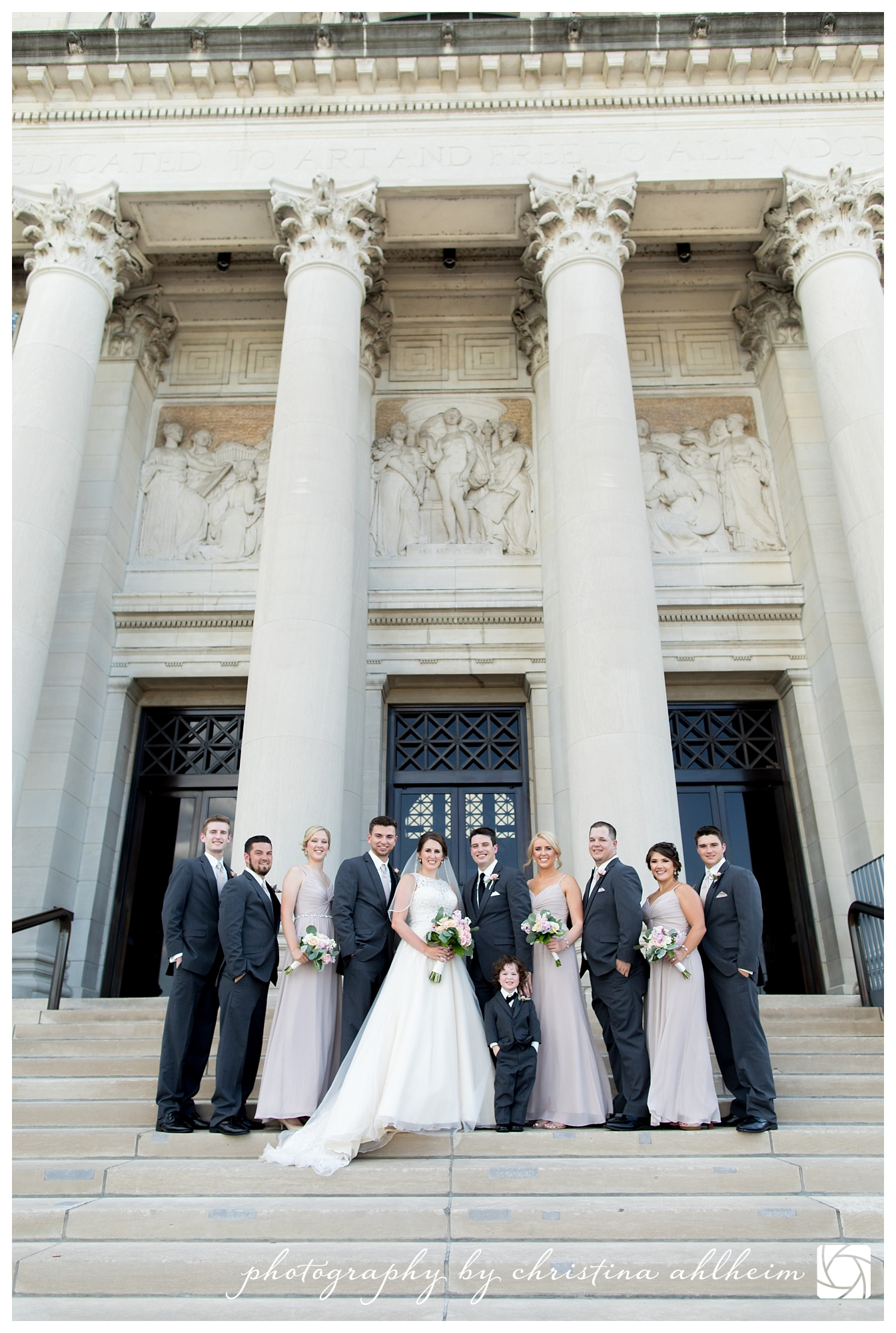 St Louis Forest Park Wedding Photographer  Abby  Jake