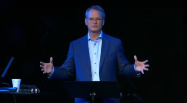 Image result for megachurch pastor support gay marriaGE