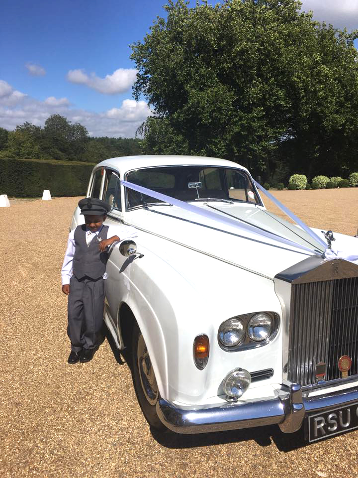 rolls-royce-1964-charles-at-wedding-with-our-youngest-driver