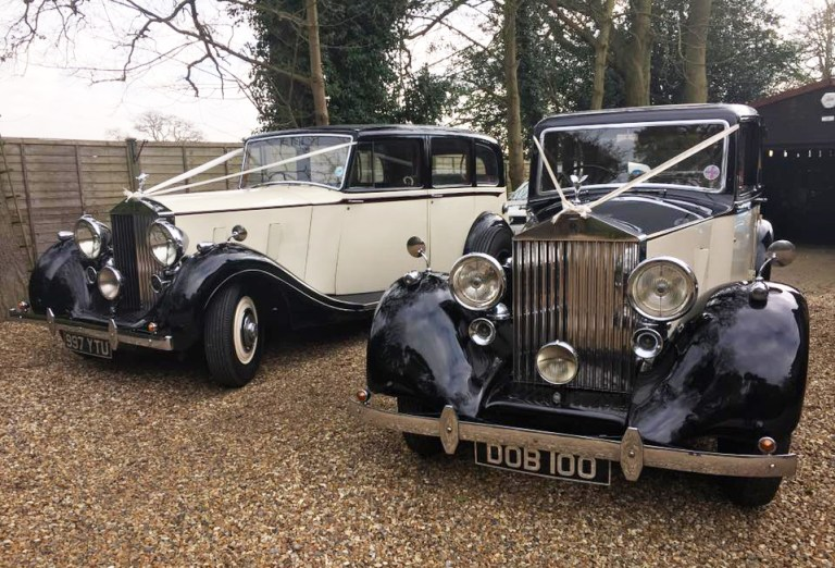 rolls-royce-1937-Albert-ready-for-wedding-with-1939-rolls