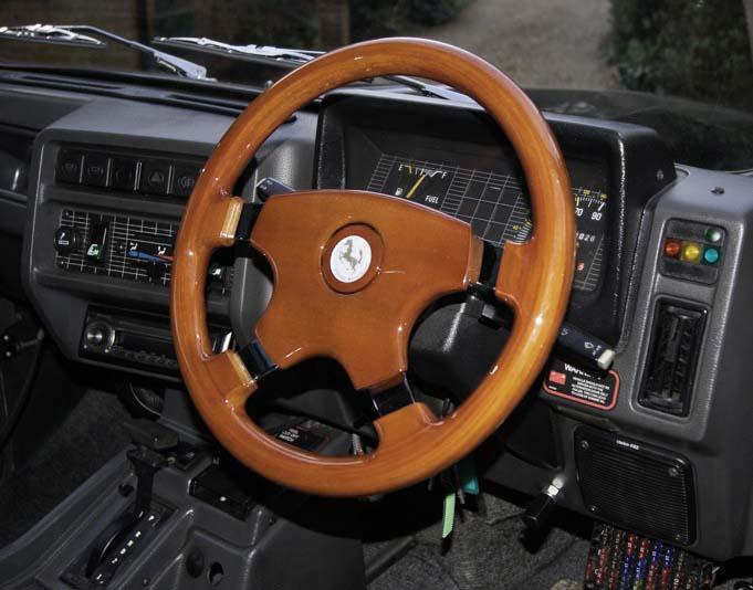 london-fairway-taxi-1996-roy-steering-wheel