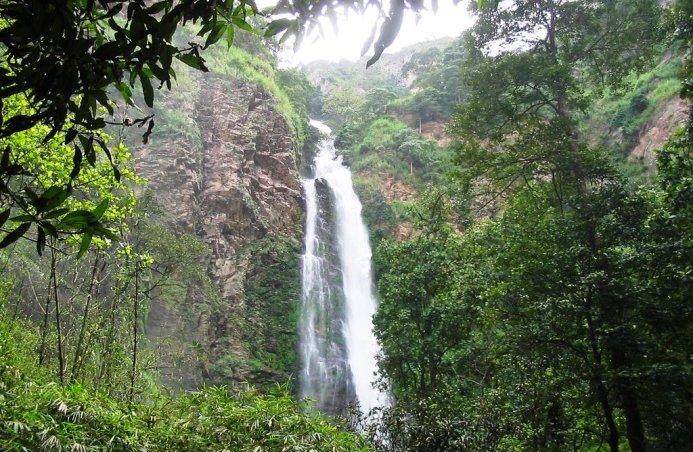 The fascinating Wli waterfalls of Ghana - Charismatic Planet