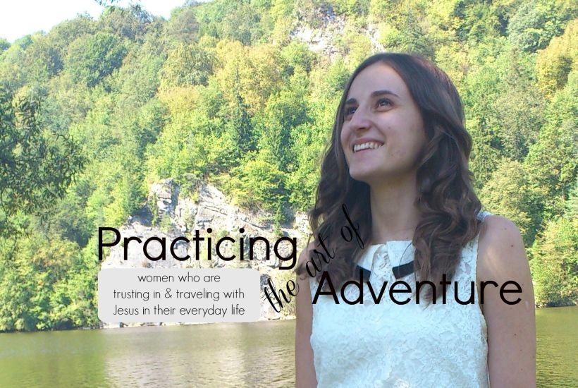 Practicing the Art of Adventure :: Featuring Lavinia Buz