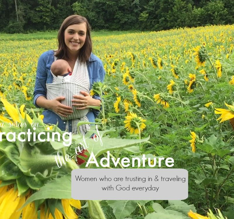 Practicing the Art of Adventure :: Featuring Gretchen Saffles
