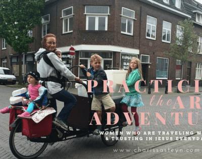 Practicing the Art of Adventure:: Becky Miller
