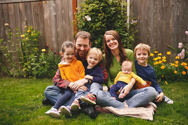 Charissa Steyn Family