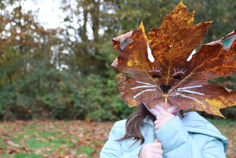 The Art of Being in The Rain {How To Love Autumn}