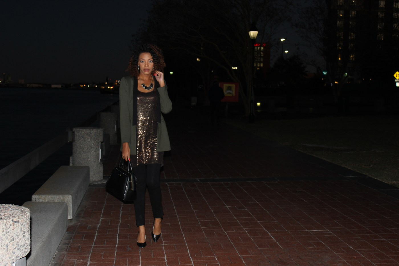 Holiday Look: Night Out